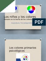 Los Ninos y Los Colores - significado