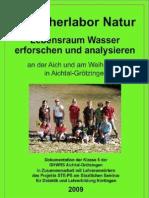 Forscherlabor Natur STE-PS LoS 2009