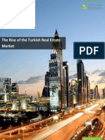 The Rise of the Turkish Real Estate Market
