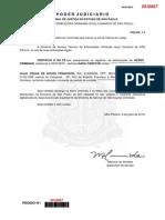 Certidão de Distribuição Criminal 04-07-15