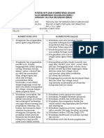 D1 Kompetensi Inti Dan Kompetensi Dasar Sistem Komputer