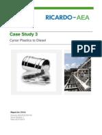 Case Study 3 Cynar Plastics to Fuel FINAL