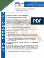 Examen Mineria - Julio