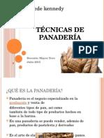 Técnicas de Panadería. Presentacion Semana 1 -2tk