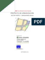 Proyecto de Urbanización Burgohondo