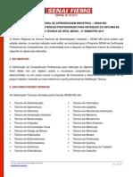 EDITAL Habilita o T Cnica 2 Sem2015