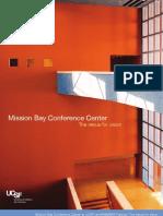 Mission Bay Conf Center Brochure