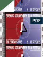 Erasmus Doc Fest Program Book