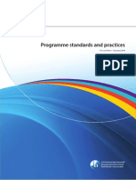 IB Standards and Practices (2014) - MYP