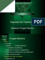 Fungal Infection - MEG