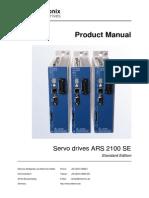 Product Manual Servo Drive ARS 2100