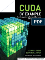 CUDA by Example Addison Wesley Jul 2010
