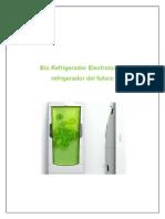 Bio Refrigerador Electrolux