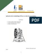 Aplicación de La Metodología DFA en Un Ratón de Computadora