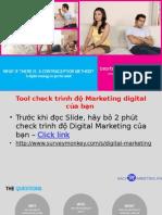 Kế hoạch marketing online của durex