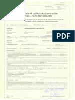 Caso Real Licencia de Edificacion