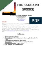 The Saguaro Gunner Jan/Feb 2010