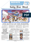 The Daily Tar Heel for Sept. 3, 2015