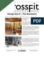 35 05 Garage Gym II-The Revolution