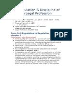 L4 Regulation& Discipline