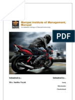 two wheeler automobile marketing strategy
