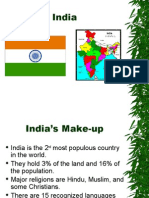 India's Make Up