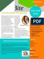 the bite newsletter aug sep