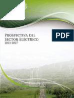 Prospectiva Del Sector Electrico 2013-2027(1)