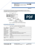 Ethernet Communication Module