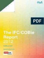 IFC COBie Report 2012