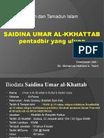 Saidina Umar Al-kkhattab