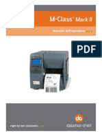 Datamax m4206 User Manual