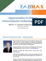 02_13h55 - 14h20-20131127-SHTP Annual Conference 2013-FabMax