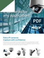 Ip Video Surveillance Camera Brochure Pelco
