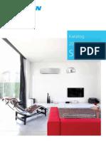Daikin Katalog 2015-2016 Split