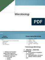 Sejarah Perkembangan Mikrobiologi i