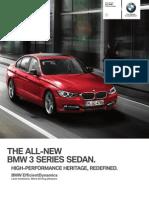 205. BMW US 3SeriesSedan 2012