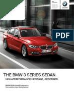 201. BMW US 3SeriesSedan 2015