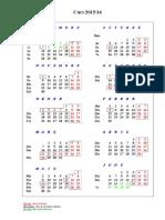 Calendari 15-16.