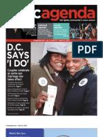 dcagenda.com - vol. 2, issue 10 - march 5, 2010