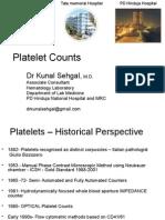 Platelet Counts