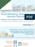 Email Marketing Campañas