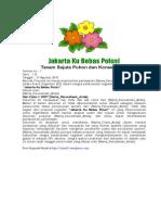 Jakarta Ku Bebas Polusi