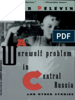 Pelevin - A Werewolf Problem in Central Russia