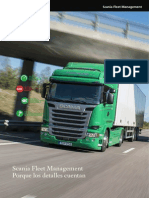 Scania Fleet Managment