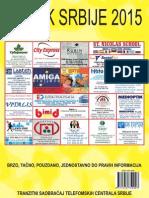 Imenik Srbije 2015