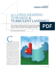 CFO India June 2014 - Is China heading towards a turbulent landing?