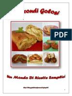 I Secondi Golosi PDF