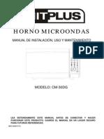 Hitplus-CM30DG-manual uso microonda.pdf