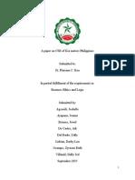 A Paper on CSR of Kia Motors Philippines